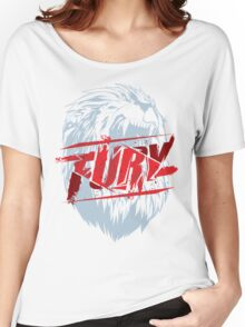 Lion fury Women's Relaxed Fit T-Shirt