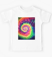 Psychedelic Colours Kids Tee
