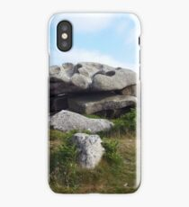 Cup and Saucer Rock iPhone Case/Skin