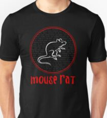 Mouse Rat Band Names  T-Shirt