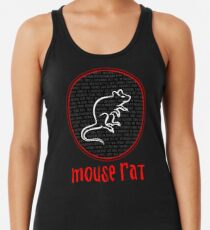 Mouse Rat Band Names  Racerback Tank Top