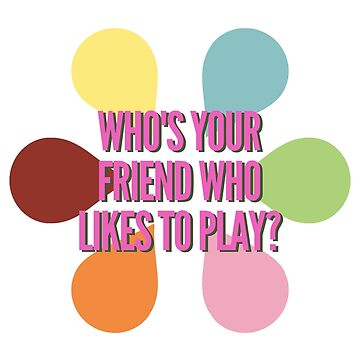 Inside Out - Who's Your Friend Who Likes to Play? by ChrisTomlinson