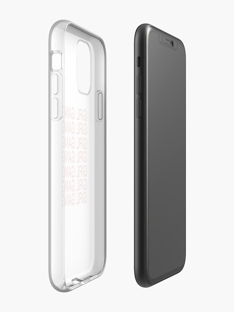 Coque iPhone « GANG GANG », par alicecpr