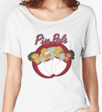Bowling Pin Pals Women's Relaxed Fit T-Shirt