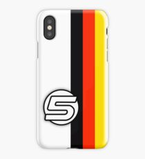 Vettel iPhone Case/Skin
