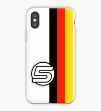 Vettel iPhone Case