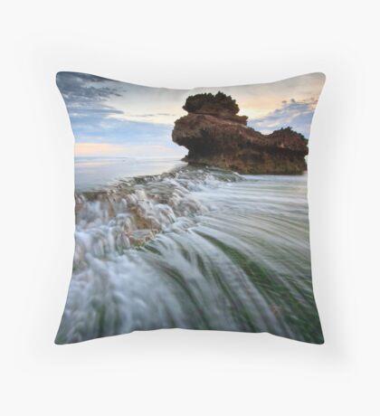 Thrills & Spills Throw Pillow