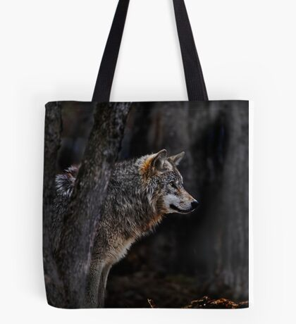 Timberwolf   Tote Bag