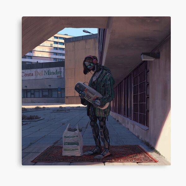 Vagabonds - Liam Canvas Print