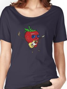 Strawberry Jam, T-style Women's Relaxed Fit T-Shirt