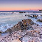 Bogey Hole Sunset by Toddy4x4