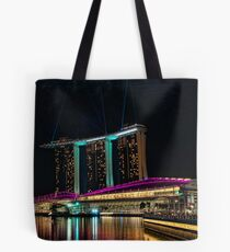 Marina Sands - Singapore Tote Bag