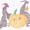 Pumpkin Keepers and Costume Makers (Harvest and Halloween)