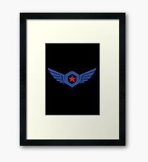 Gipsy Logo Framed Print