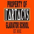 Fartacus Gladiator School by zzzeeepsdesigns