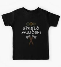 Shield Maiden Kids Tee