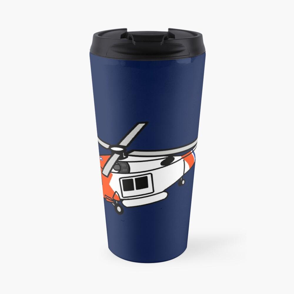 US Coast Guard HH-60 Jayhawk Travel Mug
