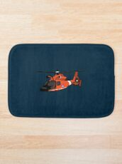 USCG HH65 Helicopter Bath Mat