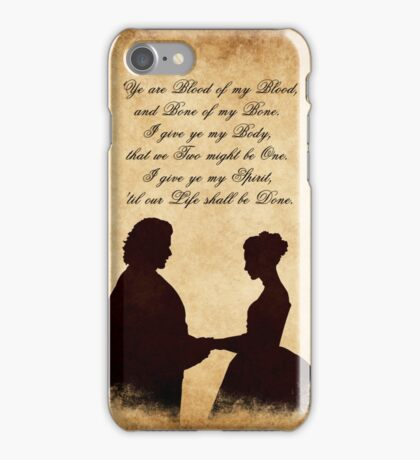 the Wedding iPhone Case/Skin