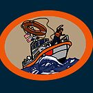 US Coast Guard 45 RB-M Lifering Thrw by AlwaysReadyCltv
