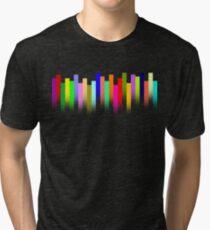 Deaf Man's Music Tri-blend T-Shirt