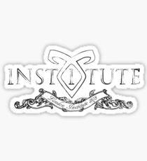 Institute London Sticker