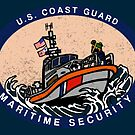 US Coast Guard 45 RB-M Maritime Security  by AlwaysReadyCltv