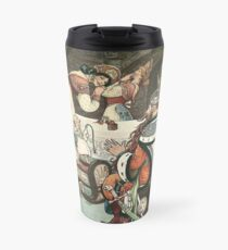 BLESS ME, LITTLE FATHER, FOR I AM GOING TO MY WEDDING from the story PEERLESS BEAUTY THE CAKE-BAKER in The Russian Story Book  Travel Mug