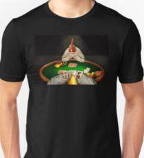 Chicken - Playing chicken Unisex T-Shirt