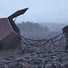 Plöjd Jord by Simon Stålenhag
