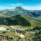 Mountain Summit and Jetstream by keleeson
