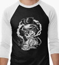 Pennyroyal Teaparty Men's Baseball ¾ T-Shirt
