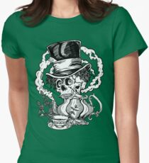 Pennyroyal Teaparty Womens Fitted T-Shirt