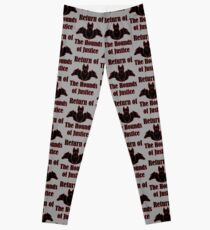 Return of the Hounds of Justice Leggings