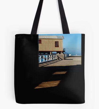 Boat Sheds Tote Bag