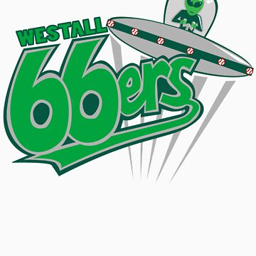 Westall 66ers by DeadFish