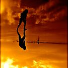 She Visualised A Heaven by Reg1