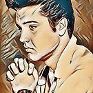 Elvis Aufkleber von holidays4you