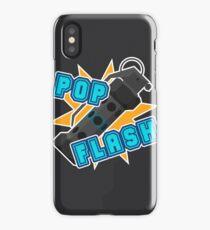 Pop Flash iPhone Case