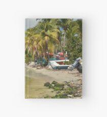 Caribbean daydream Hardcover Journal