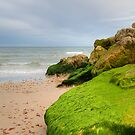 Highcliffe Beach in Dorset by Ian Middleton