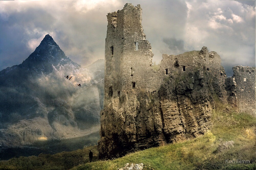 A Requiem for Lost High Places. by Kenart