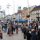 Zagreb by Marina Krmpotić