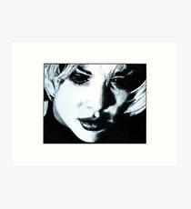 Rita, Mulholland Dr 2001 Art Print