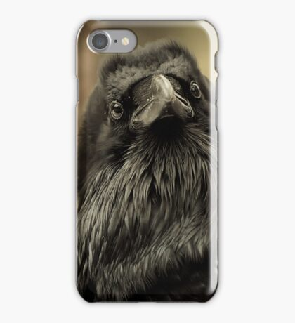 My Name is Raven iPhone Case/Skin
