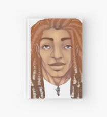 Dreads are my thing Hardcover Journal