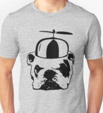 bulldog whirly hat T-Shirt