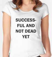 Successful, 2010 Women's Fitted Scoop T-Shirt