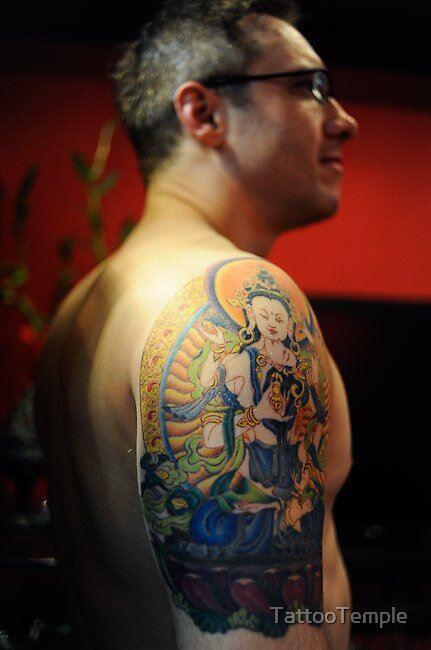 Easternly Religious by TattooTemple