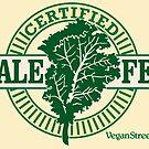 Certified Kale Fed by VeganStreet